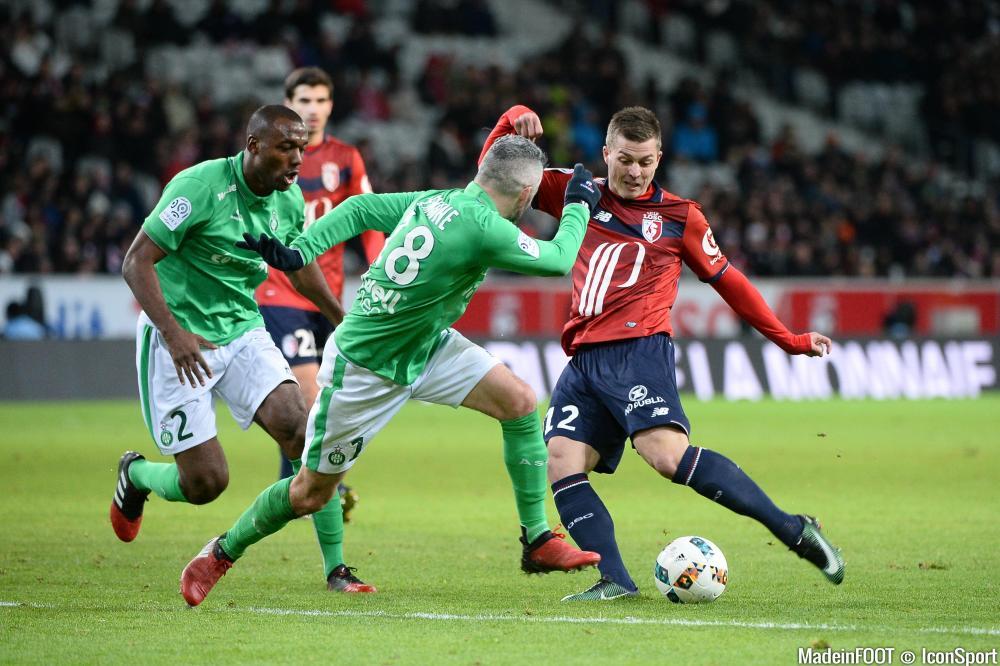 Nicolas De Préville a rejoint Bordeaux hier soir.