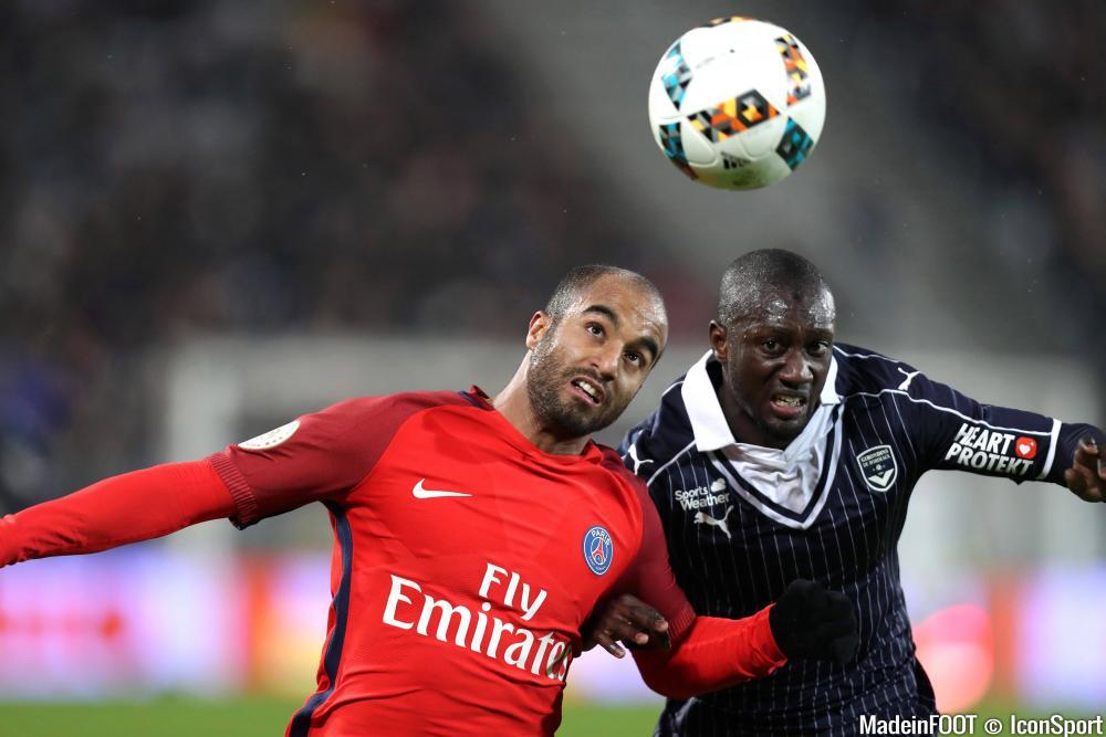 Sabaly entre le PSG et Bordeaux