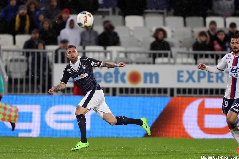 Jérémy Ménez est sous contrat à Bordeaux jusqu'en 2018.