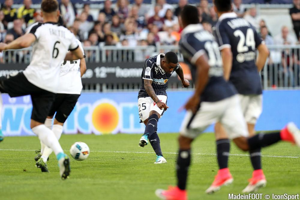 Malcom (Girondins) serait dans les petits papiers de la Juventus Turin.