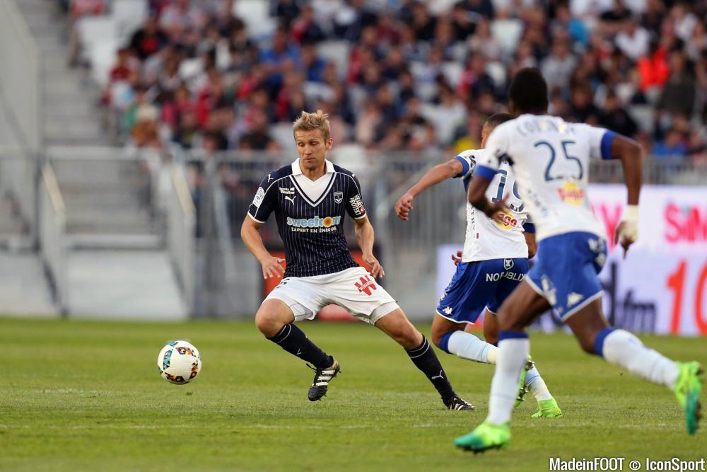 Igor Lewczuk, ici sous les couleurs des Girondins de Bordeaux.