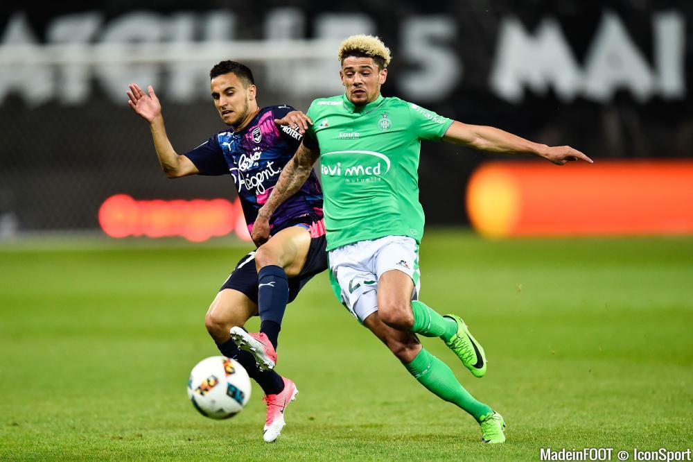 L'ASSE et Bordeaux se sont quittés sur un score de parité, vendredi soir, à Geoffroy-Guichard