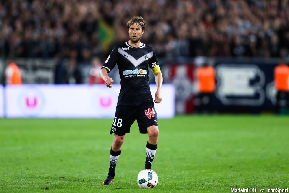 Jaroslav Plasil va poursuivre l'aventure à Bordeaux.