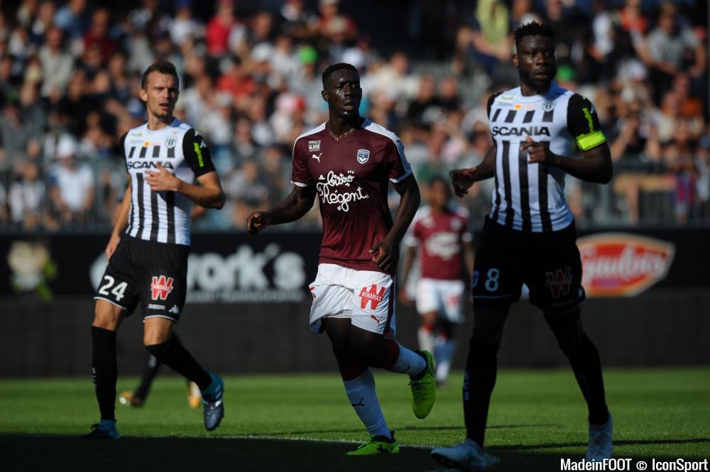 Alexandre Mendy (Girondins) est prêté à l'En Avant Guingamp.
