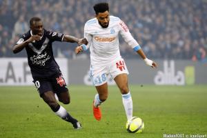 Marseille et Bordeaux ont un match en retard à disputer ce soir.