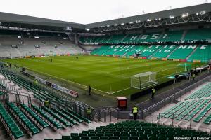 Le Stade Geoffroy-Guichard de l'ASSE sera à guichets fermés face au FCGB.