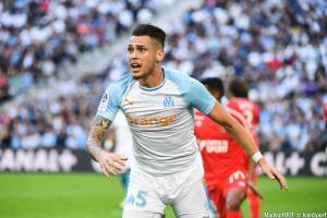 Lucas Ocampos (OM) est incertain pour le déplacement à Bordeaux.