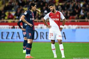 Youssef Aït Bennasser, ici sous les couleurs de l'AS Monaco.