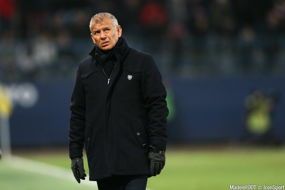 Patrice Garande, entraineur du Toulouse FC