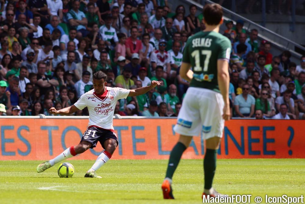 Jules Koundé (Girondins) va prochainement prolonger son contrat avec le club aquitain.