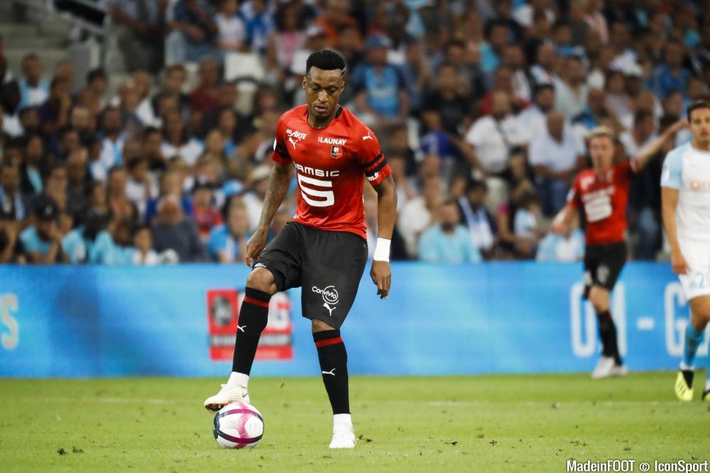 Edson Mexer est en fin de contrat au Stade Rennais FC.