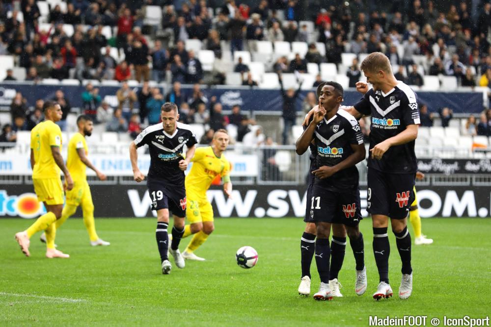François Kamano (Girondins) est dans les petits papiers de l'AS Monaco.