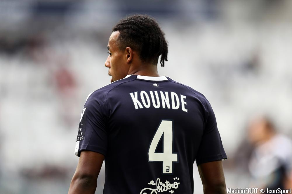Le PSG sous le charme de Jules Koundé