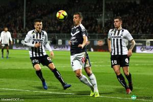 Les compos probables de Bordeaux - Angers.