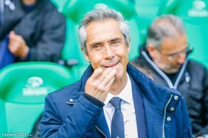 Le groupe des Girondins de Bordeaux pour défier l'AS Saint-Etienne.