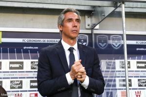 Paulo Sousa, l'entraîneur des Girondins de Bordeaux.