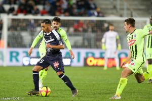 Yassine Benrahou quitte les Girondins de Bordeaux, direction le Nîmes Olympique.