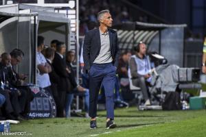 Paulo Sousa a décidé de quitter les Girondins de Bordeaux.