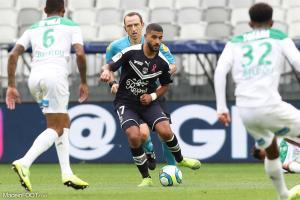 Cette saison, Youssef Aït Bennasser était prêté à Bordeaux par l'ASM.