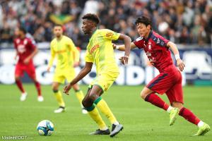 L'album photo du match entre les Girondins de Bordeaux et le FC Nantes.