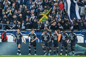 Les compos officielles du match entre les Girondins de Bordeaux et le Mans FC (Ligue 2).