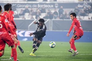 Les compos officielles du match entre le Pau FC (National) et les Girondins de Bordeaux.