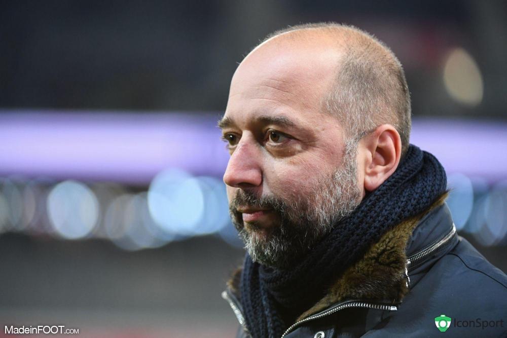 Gérard Lopez, nouveau président du FCGB