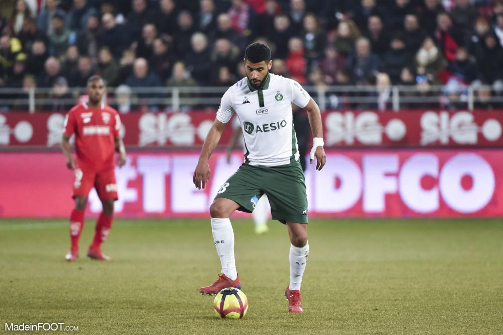 Aït Bennasser souhaite rejoindre Bordeaux.