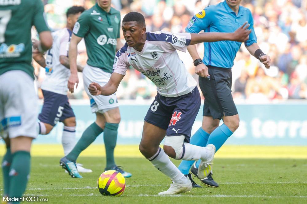Le FCGB s'est incliné face à l'ASSE (3-0), ce dimanche après-midi en Ligue 1.