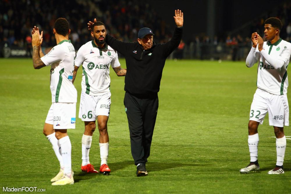 Jean-Louis Gasset, le nouvel entraîneur des Girondins de Bordeaux.