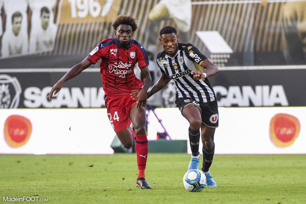 Albert Lottin (18 ans) pourrait quitter les Girondins de Bordeaux.