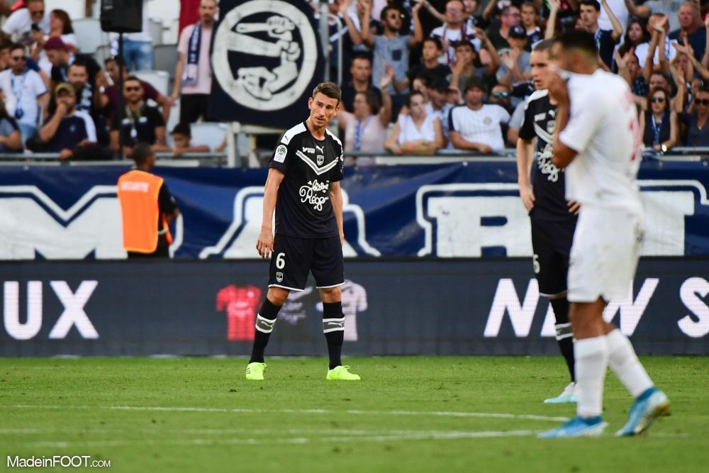 Le SCO Angers et les Girondins de Bordeaux se sont quittés sur un match nul (1-1), ce samedi en fin d'après-midi en amical.