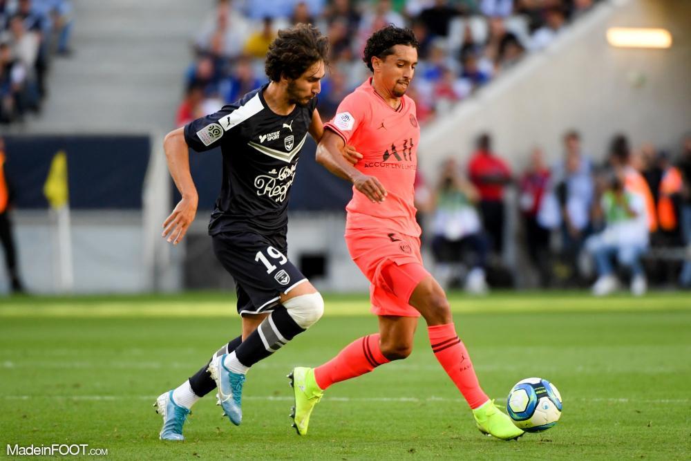 Le Paris Saint-Germain s'est imposé face aux Girondins de Bordeaux (0-1), ce samedi après-midi en Ligue 1.