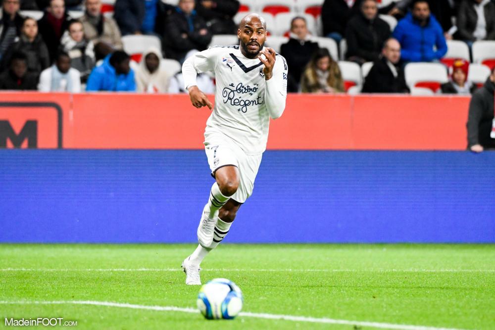 Briand est le meilleur buteur de Ligue 1 en activité (100 buts)