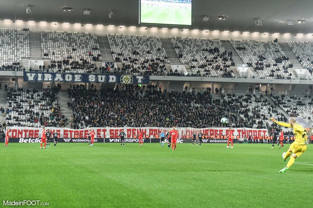 Bixente Lizarazu rassure les supporters des Girondins