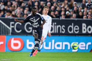 Youssouf Sabaly quitte les Girondins de Bordeaux.