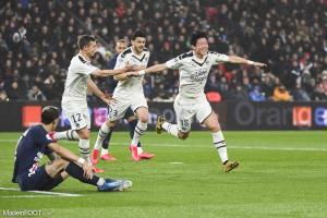 Les compos officielles du match entre le Paris Saint-Germain et les Girondins de Bordeaux.