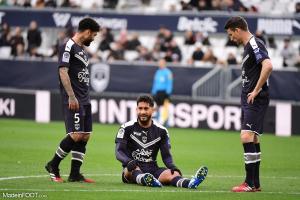 Pablo, le défenseur central des Girondins de Bordeaux.
