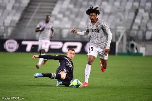 L'album photo du match entre les Girondins de Bordeaux et l'OGC Nice.
