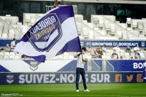 Lenny Pirringuel a signé pro sous les couleurs des Girondins de Bordeaux.