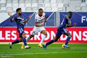 L'album photo du match entre les Girondins de Bordeaux et l'OGC Nice.