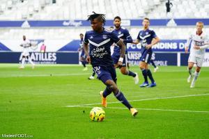Les compos officielles du match entre les Girondins de Bordeaux et le Dijon FCO.