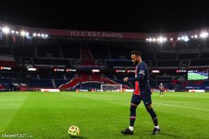 Neymar déçu de la prestation collective