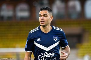 Hatem Ben Arfa a marqué et offert la victoire (0-1) aux Girondins de Bordeaux face à Rennes