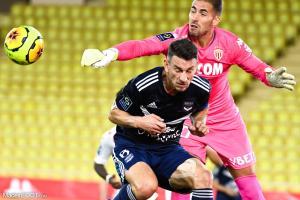 Girondins - La compo officielle du FCGB face à l'AS Monaco