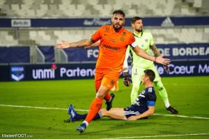 L'album photo du match entre les Girondins de Bordeaux et le Montpellier HSC.