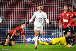 Au match aller en novembre dernier, Bordeaux s'était imposé 1-0 sur la pelouse de Rennes
