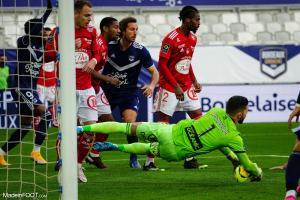 L'album photo du match entre les Girondins de Bordeaux et le Stade Brestois 29.