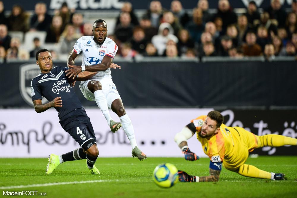 L'Olympique Lyonnais s'est imposé face aux Girondins de Bordeaux (1-2), ce samedi après-midi en Ligue 1.