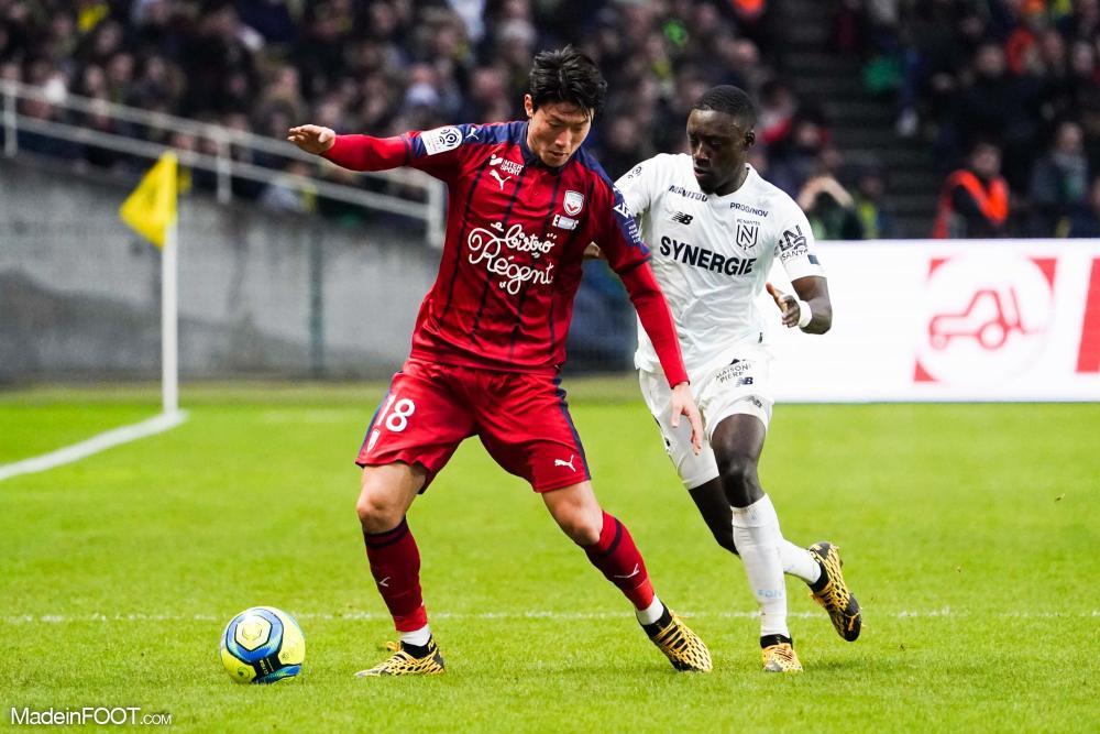 Les Girondins de Bordeaux ont dominé le FC Nantes (0-1), ce dimanche après-midi en Ligue 1.
